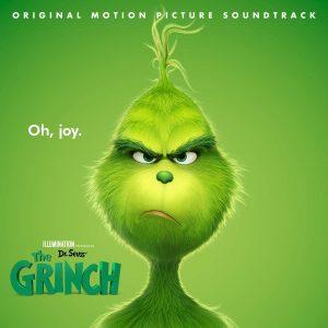 Dr. Seuss' The Grinch (Original Motion Picture Soundtrack) [album cover artwork]