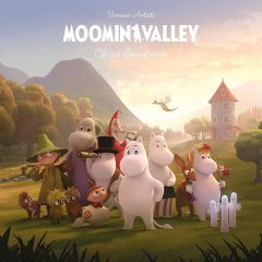 Moominvalley Official Soundtrack (CD) [album cover artwork]