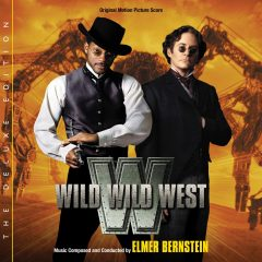 Wild Wild West Soundtrack - The Deluxe Edition (CD) [album cover artwork]