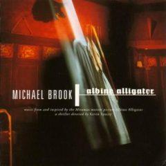 Albino Alligator Soundtrack (CD) [album cover artwork]