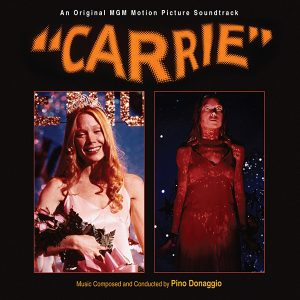 Carrie Soundtrack (CD) [Encore Edition] (album cover artwork)