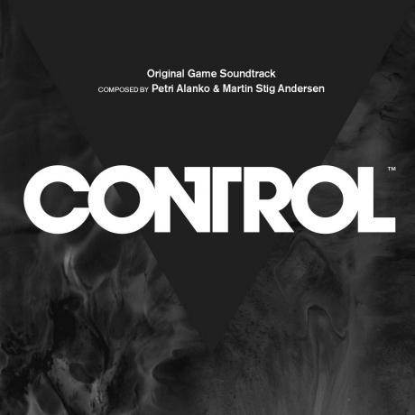 Control – Original Game Soundtrack (CD)