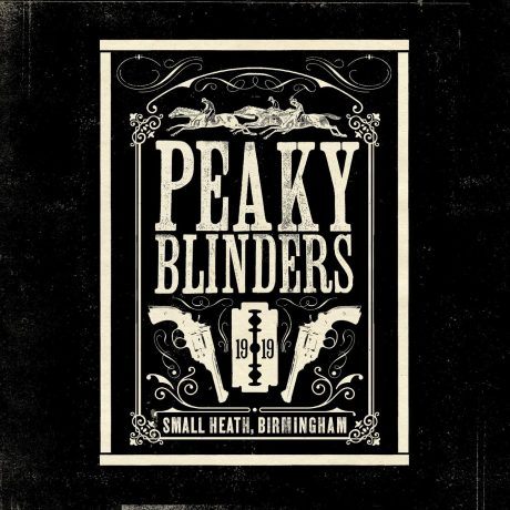 Peaky Blinders Soundtrack (CD) [2xCD]
