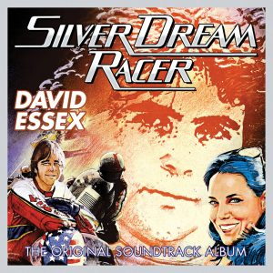 Silver Dream Racer Soundtrack (CD) David Essex [album cover artwork]
