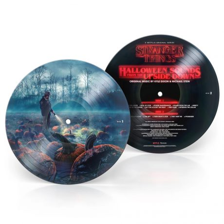 Stranger Things: Halloween Sounds From The Upside Down [Picture Disc]