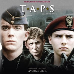 Taps and The Only Game in Town Soundtrack (CD) [cover artwork]