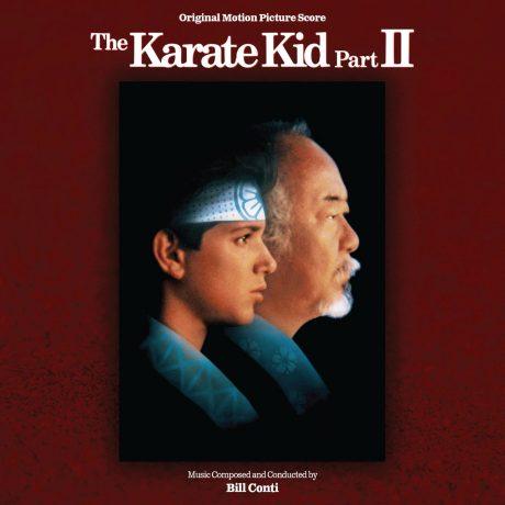 The Karate Kid Part II Original Motion Picture Score (Soundtrack) CD