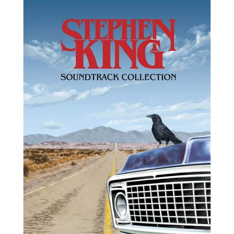 The Stephen King Soundtrack Collection [4xCD]