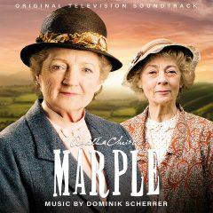 Agatha Christie's Marple Soundtrack (CD) [cover artwork]