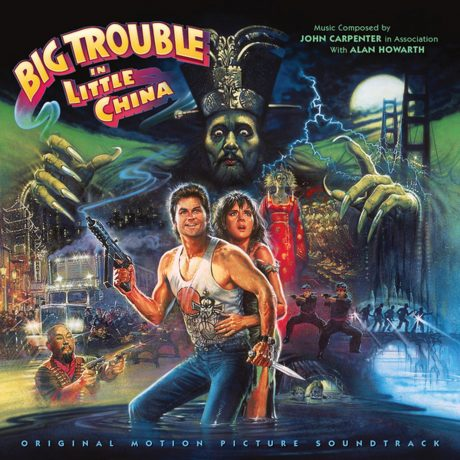 Big Trouble in Little China: 30th Anniversary Edition Soundtrack [2xCD]