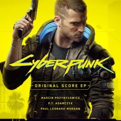 Cyberpunk 2077 Original Score EP (Soundtrack) [digital EP cover]