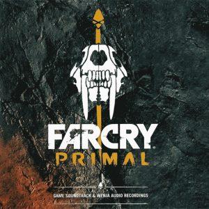 Far Cry Primal - Game Soundtrack & Wenja Audio Recordings (album cover artwork)