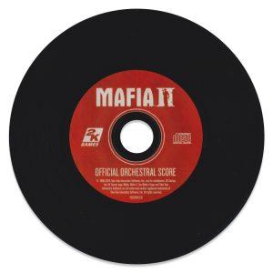 Mafia II: Official Orchestral Score (Soundtrack CD) [stand-alone disc]