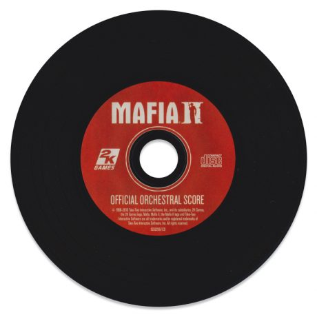 Mafia II: Official Orchestral Score (Soundtrack CD)