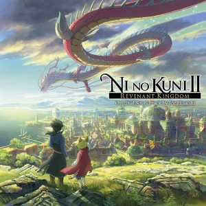 Ni no Kuni II: Revenant Kingdom Original Soundtrack (CD) [album cover artwork]