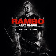 Rambo: Last Blood Soundtrack (CD) [album cover artwork]