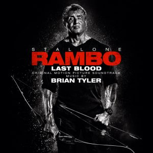 Rambo: Last Blood Soundtrack (CD) [album cover artwork]
