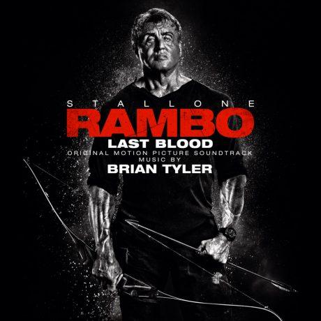 Rambo: Last Blood Soundtrack (CD)
