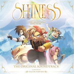 Shiness: The Lightning Kingdom - The Original Soundtrack (2xCD) [album cover artwork]
