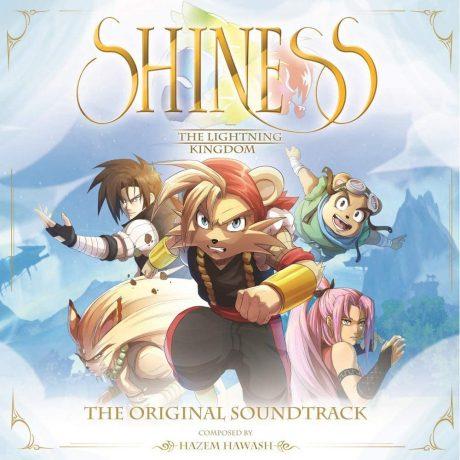 Shiness: The Lightning Kingdom – The Original Soundtrack (2xCD)