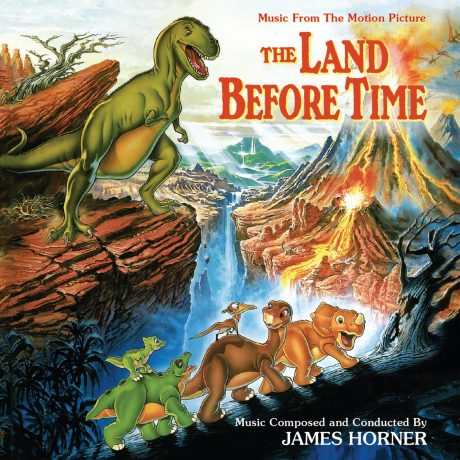 The Land Before Time Soundtrack (CD) [Expanded]