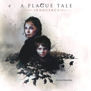A Plague Tale: Innocence (Original Soundtrack) CD [album cover artwork]