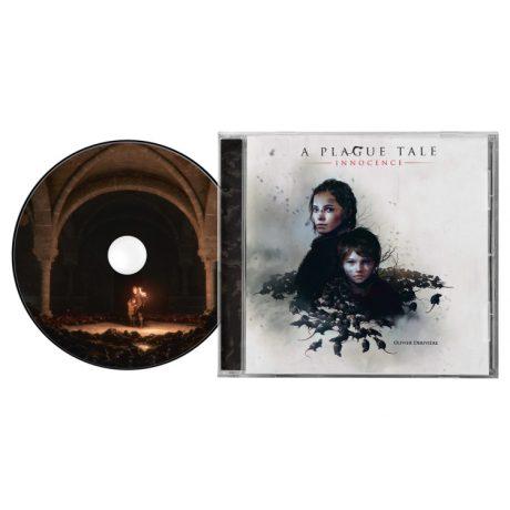 A Plague Tale: Innocence (Original Soundtrack) CD