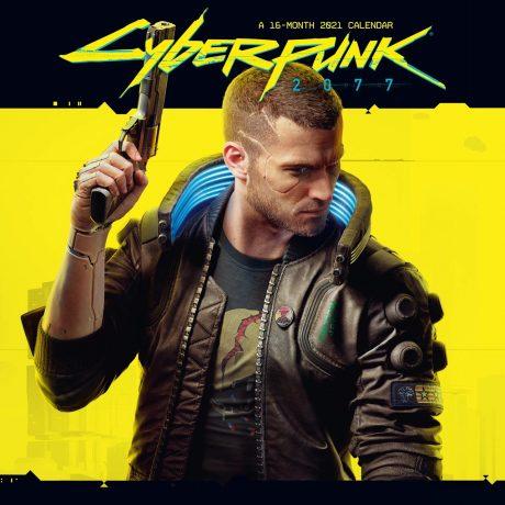 Cyberpunk 2077: Official 16 Month 2021 Calendar