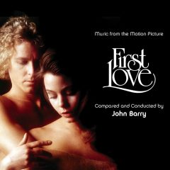 First Love: Limited Edition Soundtrack (CD) [album cover artwork]