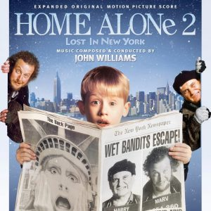 Home Alone 2: Lost in New York Expanded Original Motion Picture Soundtrack Score (2xCD) [album cover]