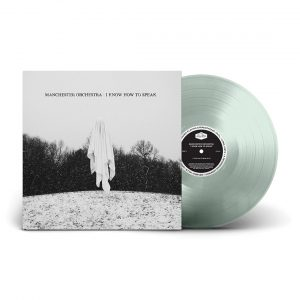 """I Know How to Speak (Manchester Orchestra) 7"""" Inch Vinyl Single [album cover artwork]"""