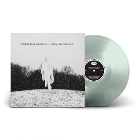 I Know How to Speak (Manchester Orchestra) 7″ Inch Vinyl Single