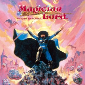 Magician Lord Original Soundtrack (CD) [album cover artwork]