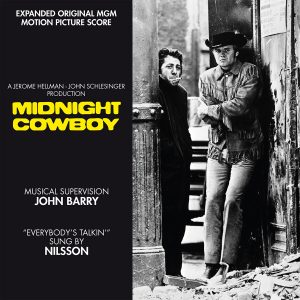 Midnight Cowboy Expanded Soundtrack Score [2xCD] [album cover artwork]
