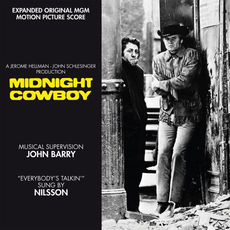 Midnight Cowboy Expanded Soundtrack Score [2xCD]