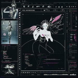 Miss Anthropocene (Grimes) [album cover artwork]