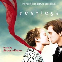 Restless Original Motion Picture Soundtrack (CD) [album cover artwork]
