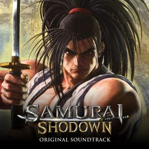 Samurai Shodown (Showdown) Original Soundtrack [2xCD] [album cover artwork]