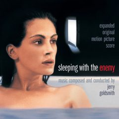Sleeping with the Enemy Soundtrack (CD) [album cover artwork]