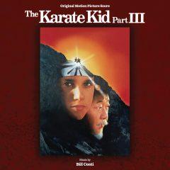 The Karate Kid Part III Soundtrack Score (CD) [album cover artwork]