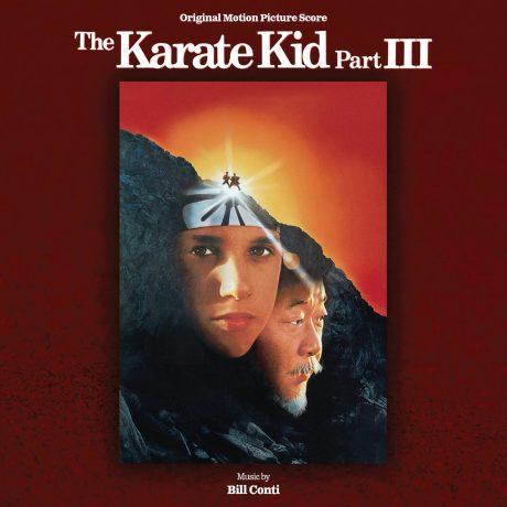 The Karate Kid Part III Soundtrack Score (CD)