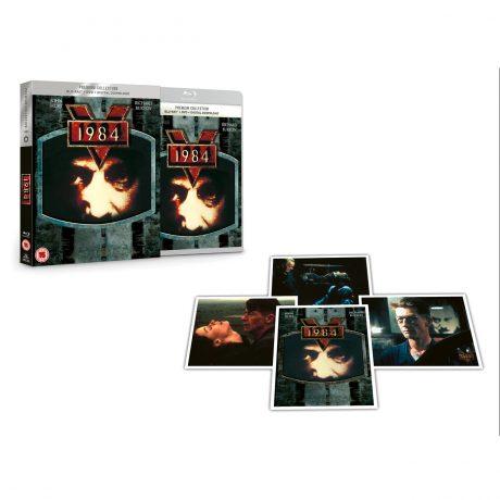 1984 – The Premium Collection [Blu-ray] 5039036087131 [presentation]