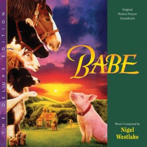 Babe: The Deluxe Edition Soundtrack (CD) [album cover artwork]