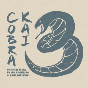 Cobra Kai - Season 3 Soundtrack Score (2xCD) [album cover artwork]