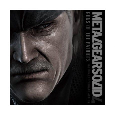 Metal Gear Solid 4 – Guns of the Patriots Original Soundtrack CD