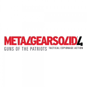 Metal Gear Solid 4 - Guns of the Patriots (logo)