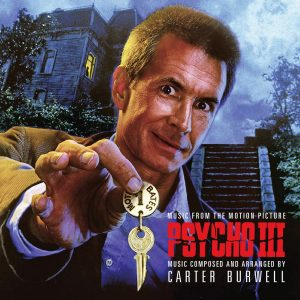 Psycho III Soundtrack Score (2xCD) [album cover artwork]