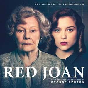 Red Joan Soundtrack CD (album cover artwork)