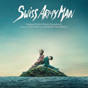 Swiss Army Man Soundtrack (CD) [album cover artwork]