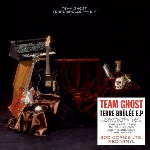 Terre Brûlée (Team Ghost) 12 Inch EP [front cover artwork]